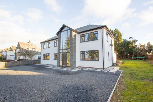 Thumbnail Detached house for sale in Tavistock Road, Derriford, Plymouth