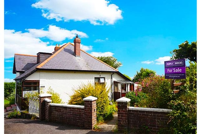 Thumbnail Detached bungalow for sale in Tresaith Road, Aberporth