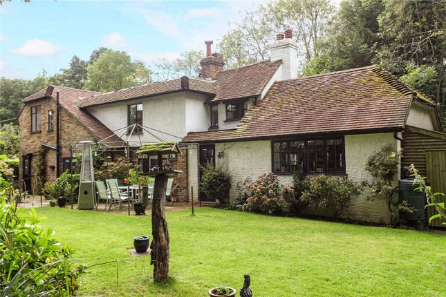 Thumbnail Detached house for sale in Birtley Green, Bramley, Guildford, Surrey