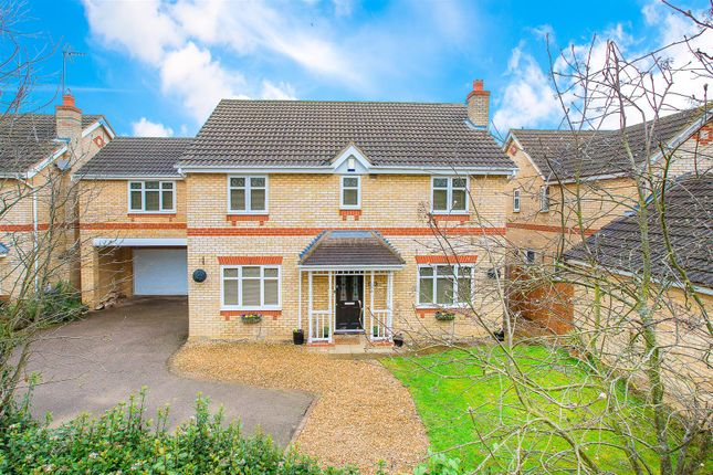Thumbnail Detached house for sale in Roadins Close, Kettering