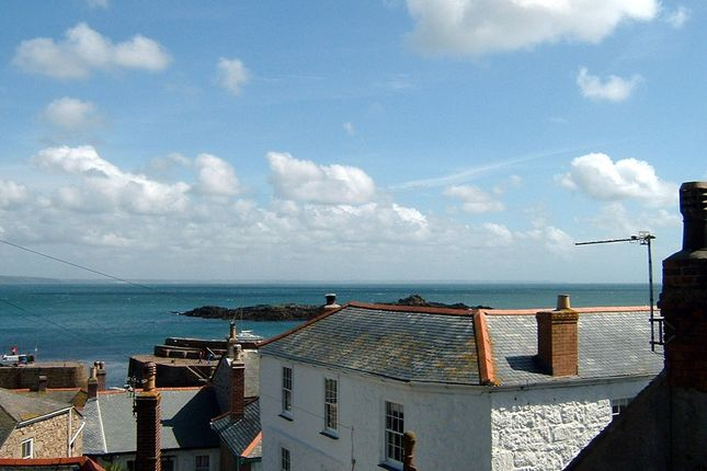 Thumbnail Terraced house for sale in Cherry Garden Street, Mousehole, Penzance