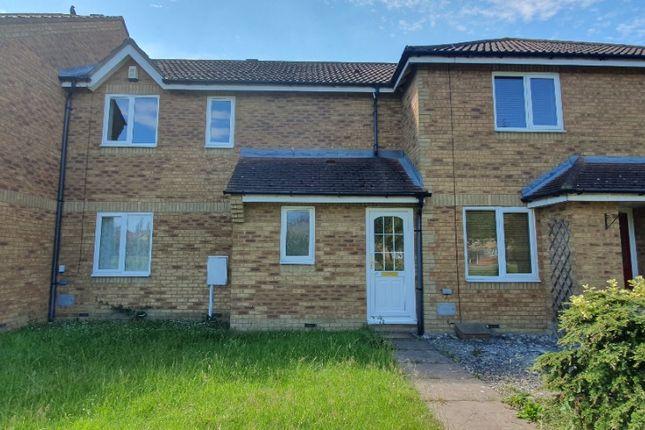 3 bed terraced house to rent in Wymondham, Milton Keynes MK10