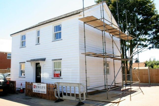 Thumbnail Detached house for sale in New Cut, Great Bentley, Colchester