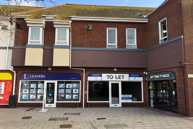 Thumbnail Retail premises to let in Saxon Square, Unit 27B, Christchurch, Dorset
