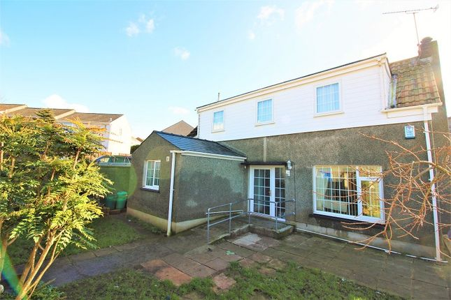 Thumbnail Detached house for sale in Priory Hill, Cromwell Road, Hubberston, Milford Haven