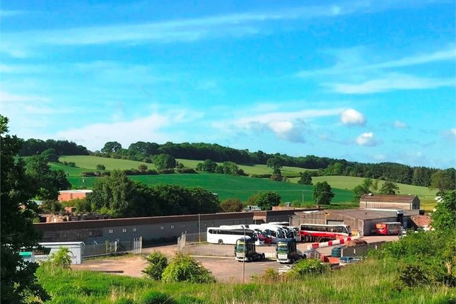 Thumbnail Commercial property for sale in Secure Yard And Expansion Ground, Charlesfield, St Boswells, Melrose, Scottish Borders