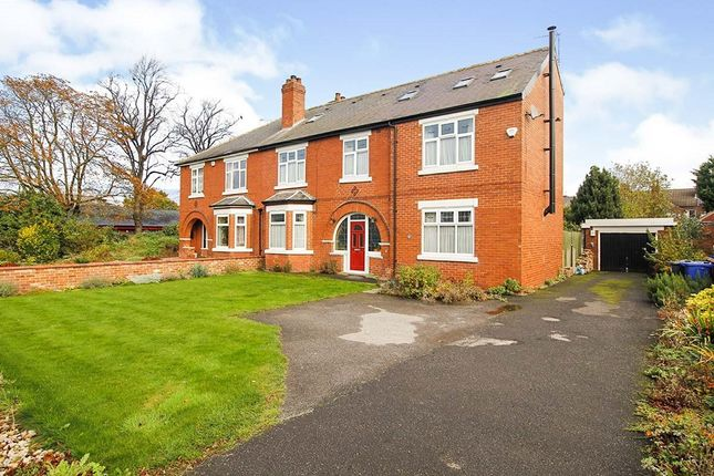 Thumbnail Semi-detached house for sale in Greenfield Lane, Balby, Doncaster