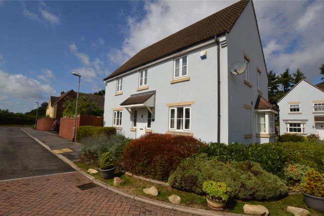 Thumbnail Link-detached house for sale in Kings Yard, Bishops Lydeard, Taunton, Somerset