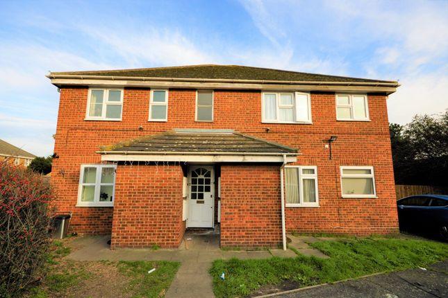 Thumbnail Flat to rent in Horse Bridge Close, Dagenham