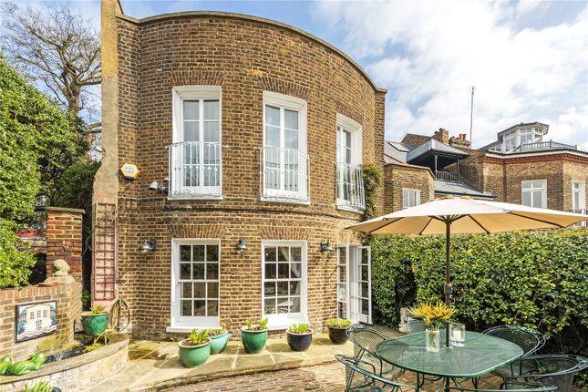 Thumbnail End terrace house for sale in Cholmondeley Walk, Richmond, Surrey