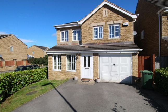 Thumbnail Detached house to rent in Tithefields, Fenay Bridge, Huddersfield