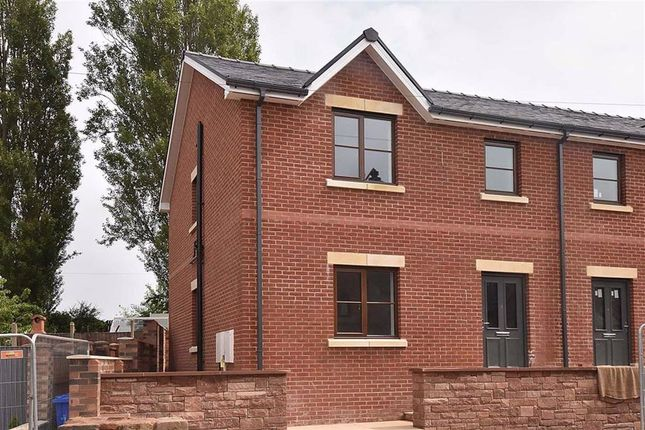 Thumbnail Semi-detached house for sale in Runcorn Road, Warrington, Cheshire