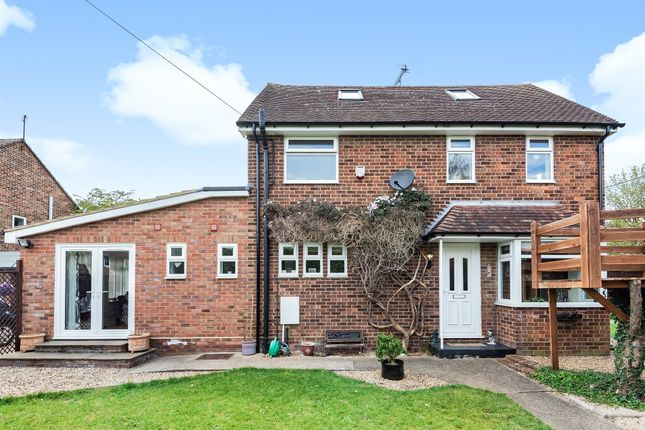 3 bed semi-detached house for sale in Chequers Close, Pitstone, Leighton Buzzard LU7