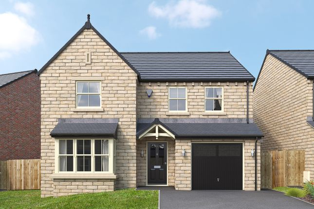 Thumbnail Detached house for sale in Meltham Grange, Meltham, Holmfirth