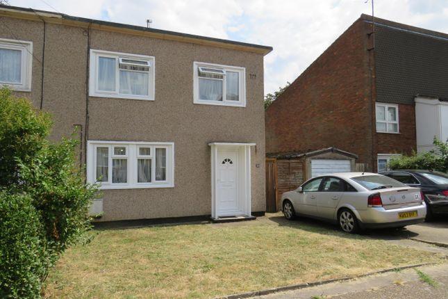 Thumbnail Property to rent in Bancroft Gardens, Harrow