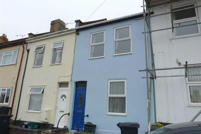 Thumbnail Terraced house to rent in Thanet Road, Bedminster, Bristol