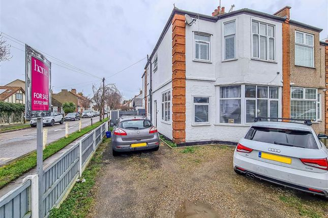 3 bed semi-detached house for sale in North Avenue, Southend-On-Sea SS2