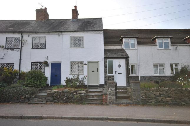 Thumbnail Terraced house for sale in Main Street, Woodhouse Eaves, Leicestershire