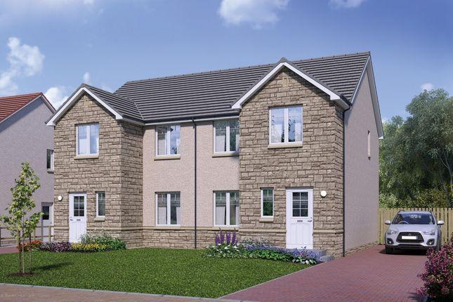 3 bedroom semi-detached house for sale in The Arrochar, Off Oakley Road, Saline, Dunfermline, Fife