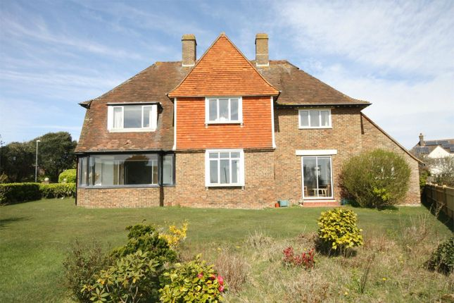 Thumbnail Detached house for sale in Richmond Avenue, Bexhill On Sea