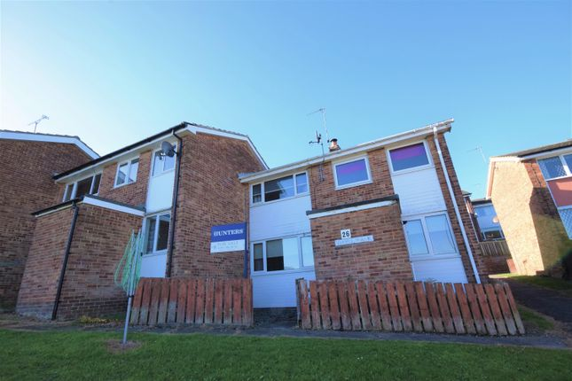 Thumbnail End terrace house for sale in Davies Walk, Horden, County Durham