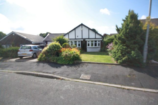 Thumbnail Detached bungalow to rent in Rutherglen Drive, Bolton