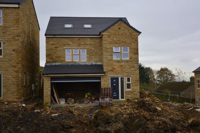 Thumbnail Detached house for sale in Laund Croft, Salendine Nook, Huddersfield