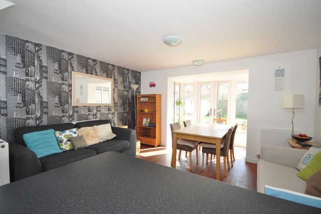Thumbnail Town house to rent in Athens Way, Waterlooville