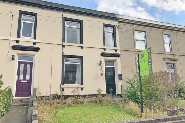 Thumbnail Terraced house to rent in Woodside Road, Huddersfield
