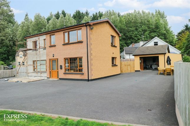 Thumbnail Detached house for sale in Hillhead Road, Clabby, Fivemiletown, County Fermanagh