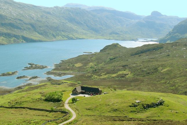 Thumbnail Detached house for sale in Newton Lodge, Kylesku, Sutherland