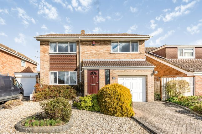 Thumbnail Detached house for sale in Merlin Way, Swindon