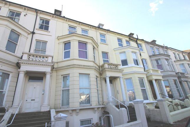 Thumbnail Flat for sale in Upperton Gardens, Upperton, Eastbourne