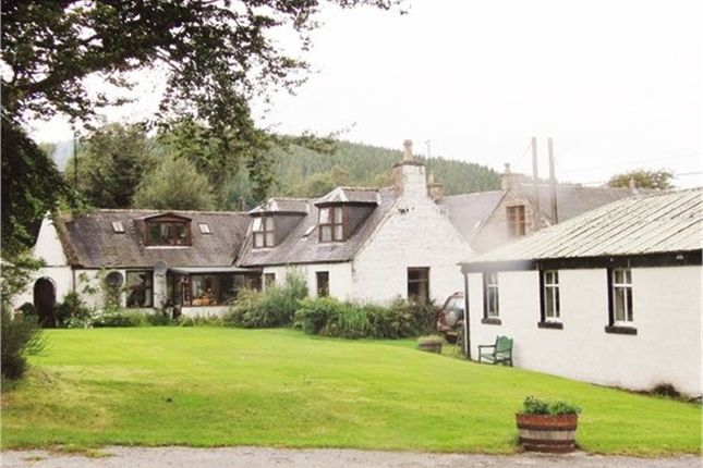 Thumbnail Detached house for sale in Beechgrove, Tomnavoulin, Glenlivet, Moray