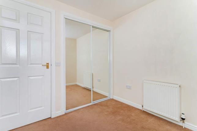 Bedroom of James Street, Dalry, North Ayrshire, Scotland KA24