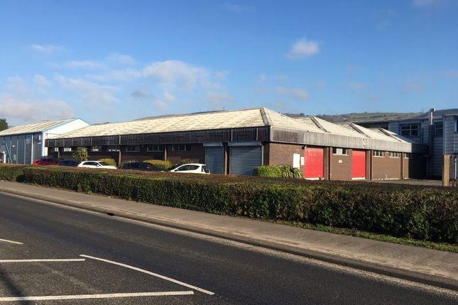 Industrial to let in Unit F6, Main Avenue, Treforest Industrial Estate, Pontypridd