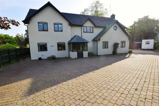 Thumbnail Detached house for sale in Rockdene, 6, Cae Celyn, Berriew, Welshpool, Powys