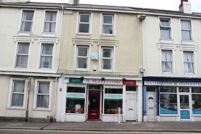3 bed flat to rent in Devonport Road, Stoke, Plymouth PL3