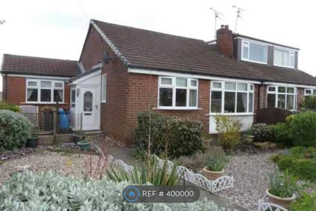 Thumbnail Bungalow to rent in Cheviot Close, Chadderton, Oldham