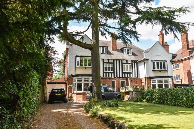 Thumbnail Semi-detached house for sale in St. Agnes Road, Moseley, Birmingham