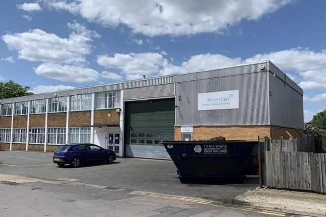 Thumbnail Industrial for sale in Wellington Road, London Colney, Hertfordshire