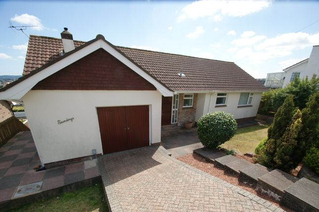 Thumbnail Detached bungalow for sale in Barcombe Heights, Preston, Paignton
