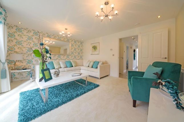 "Thumbnail End terrace house for sale in ""Plot 137 -The Flatford - Cornflowers At Cranbrook"" at Cranbrook, Exeter"