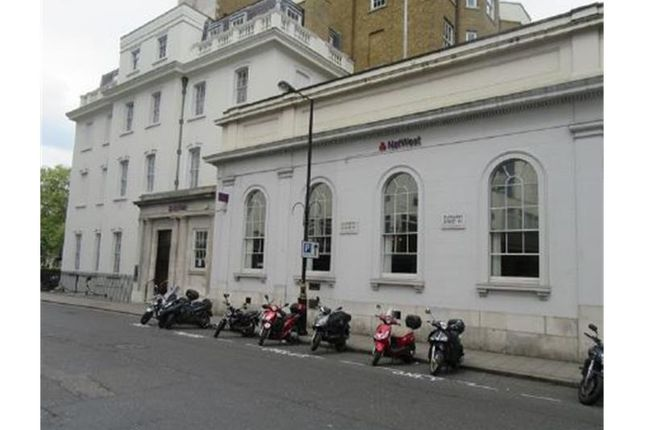Thumbnail Retail premises to let in Natwest - Former, 1, Cavendish Square, Westminster, London, Greater London