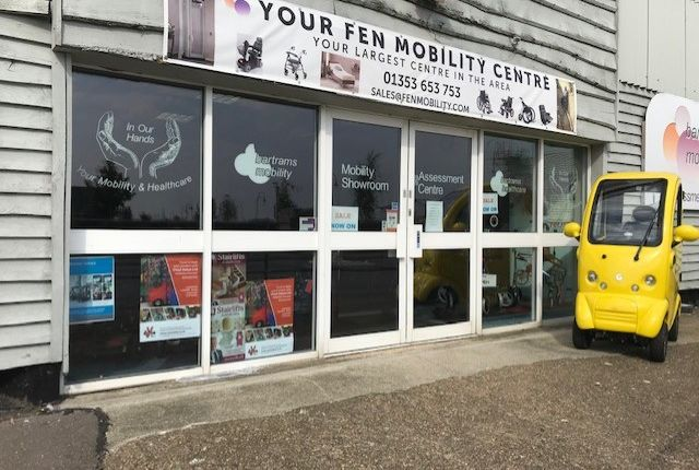 Thumbnail Retail premises for sale in Ely, Cambridgeshire