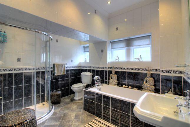 Luxury Bathroom of Holyhead Road, Pentre Du, Betws-Y-Coed LL24