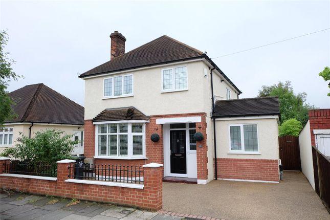 Thumbnail Detached house to rent in Carrington Road, Dartford, Kent