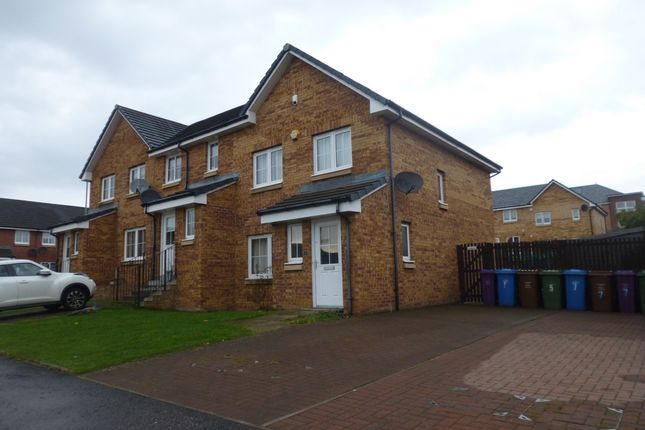 Thumbnail Town house to rent in Myreside Way, Carntyne, Glasgow