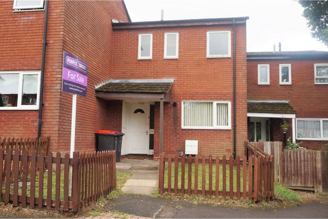Thumbnail Terraced house for sale in Chatford, Stirchley Telford