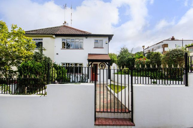 Thumbnail End terrace house to rent in Maze Hill, Greenwich, London